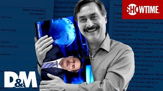 """Instead of sticking to pillows, the ceo mypillow mike lindell releases a """"documentary"""" expose """"voter fraud"""" in trump/biden presidential election.#d..."""