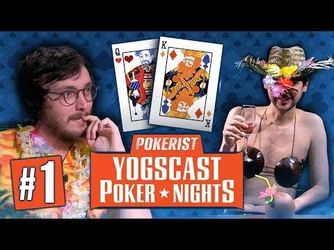 Yogscast Poker Nights 2018 #1 | Hawaii - Bluffs and Blood