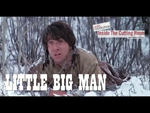 """Editor Stephen Rotter talks about one of his first assisting jobs, on """"Little Big Man"""""""