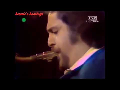 Joe Lovano & Frank Tiberi EPIC Giant Steps Tenor Battle with Woody Herman 1977