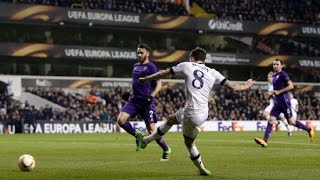 Video Gol Pertandingan Tottenham Hotspur vs Fiorentina