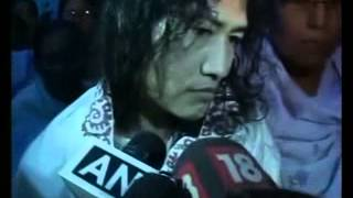 Teary-eyed Sharmila walks free, vows to carry on her fast