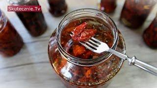 Jak zrobić suszone pomidory :: Skutecznie.Tv [HD]