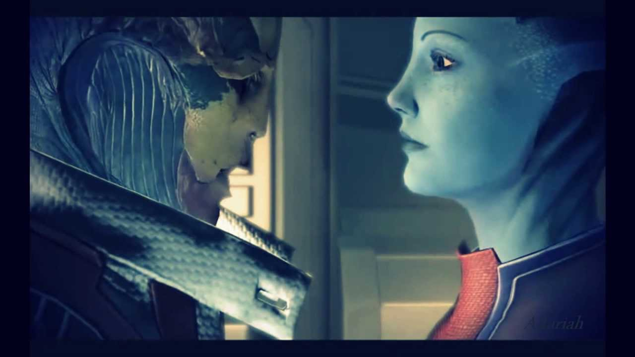 liara and feron relationship
