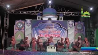 NAHDLOTAIN Juara 3   Festival Sholawat Al Banjari IRMAP Al Wustho 2016