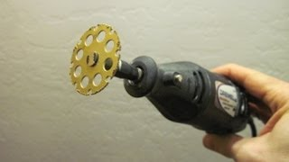 Dremel EZ Lock Wood Cutting Wheel #544 thumbnail