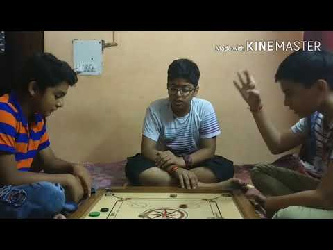 TYPES OF PEOPLE IN CARROM