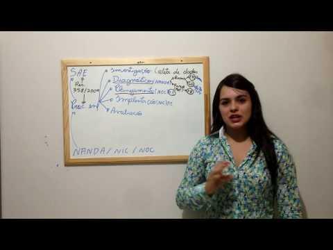 Sistematização da Assistencia de Enfermagem  SAE