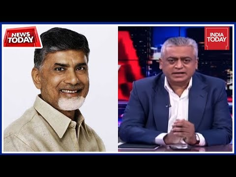 "Chandrababu Naidu Tells Rajdeep Future Alliance Plans: ""This Is About Saving India"" | News Today"