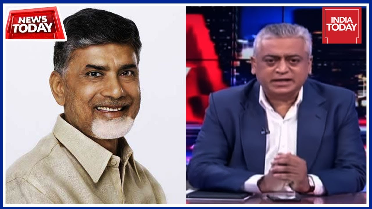Chandrababu Naidu Tells Rajdeep Future Alliance Plans: