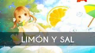 Nightcore - Julieta Venegas - Limon Y Sal