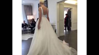 Flipagram - Romona Keveza Fall 2015 Couture & Legends Bridal Collections