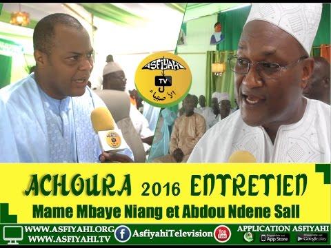 Achoura 2016 Ministres - Asfiyahi Television