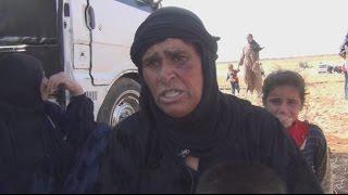 معاناة وقهر عاشها سكان قرية العوسجلي الكبير تحت احتلال داعش