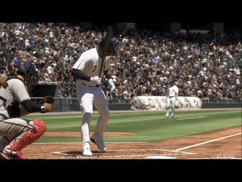 MLB The Show 17 - Birmingham Barons vs Chicago White Sox | Gameplay (PS4 Pro HD) [1080p60FPS]