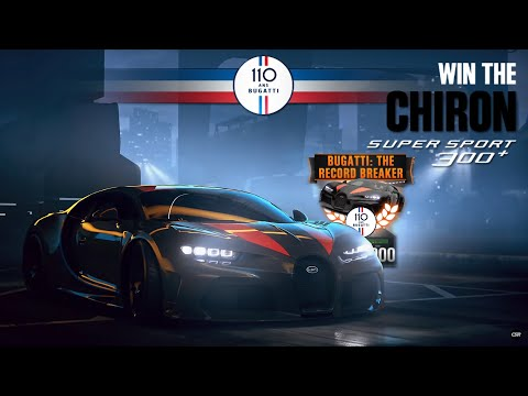 CSR Racing 2   Bugatti Finale: The Record Breaker! Worth It But How Hard Is The Event?! + S5 Tunes!