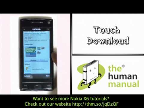 Free download for nokia 5800, 5530, x6, 5230, 5233: application.