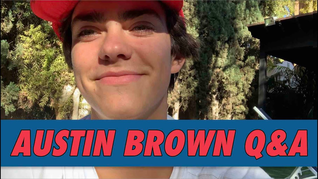 Austin Brown Q&A