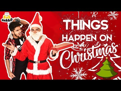 Things Happen on Christmas   Christmas Vines   Bas Dekho