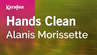 karaoke-hands-clean---alanis-morissette