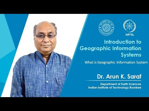 What is Geographic Information Systems?