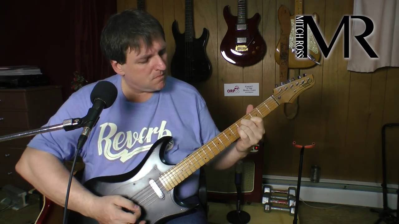 Musician On A Budget Episode 5 Vantage Avenger 315 Finding Low Guitar Wiring Diagrams For Cost Guitars