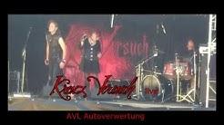 KreuzVersuch - live AVL Lüd. Schrottplatz-Olympiade Benefizveranstaltung