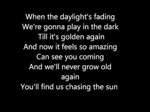 Chasing The Sun   The Wanted HD LYRICS ON SCREEN   YouTube