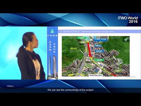 BIM 5D Project Management for Urban Rail Transit Engineering – CSCEC Zilu Zhou