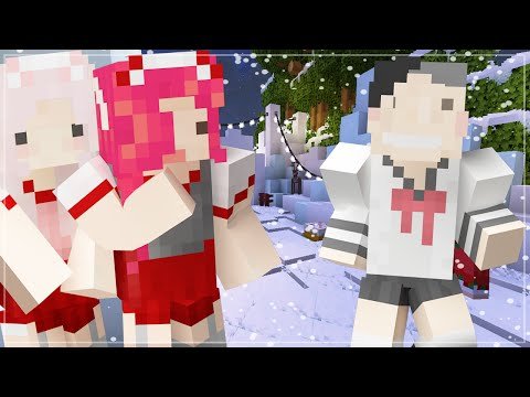"Minecraft Maids ""CHRISTMAS DATE PART 3!"" Roleplay ♡37"