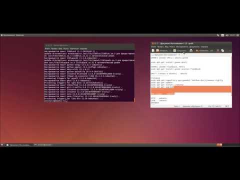 Обзор и установка графических оболочек Linux