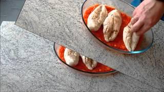 Gambar cover Hähnchenfilets aus dem Ofen