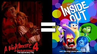 30 Reasons Nightmare on Elm Street 4 & Inside Out Are The Same Movie feat. Tyrone Magnus