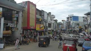 Sri Lanka,ශ්රී ලංකා,Ceylon,Negombo City Street View