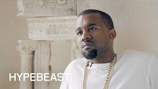 We've uncovered a full, uncut interview with kanye west from 2013. this was filmed before the takeoff of his yeezy fashion line and boost sneaker colle...