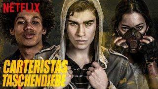 CARTERISTAS TASCHENDIEBE Preview & Trailer German Deutsch (April 2018) Netflix Original Film