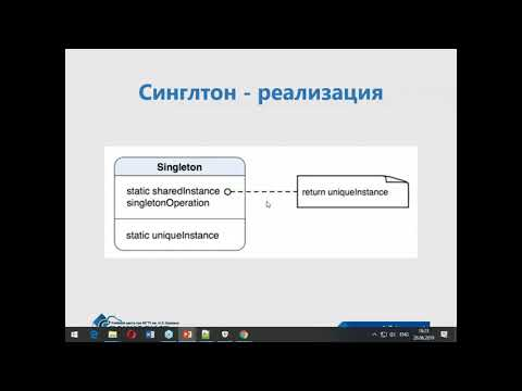 Паттерны проектирования php видеоуроки