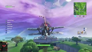 Getting a kills with planes (Fortnite/HB115)
