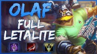 OLAF FULL LÉTALITÉ - PAUVRE ZED !