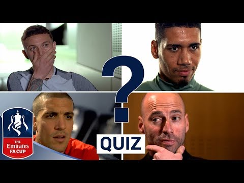 Which Player Knows the Most About the FA Cup? | FA Cup Semi Final Preview