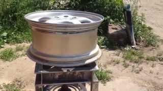 Станок для полировки дисков