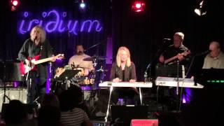 Albert Lee & Cindy Cashdollar - No One Can Make My Sunshine Smile - Iridium, NYC - 8.18.15