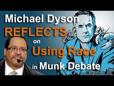 Jordan Peterson v Michael Dyson - Why Race was Used