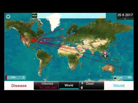 Plague Inc. Can me and my bffs kill the whole world?