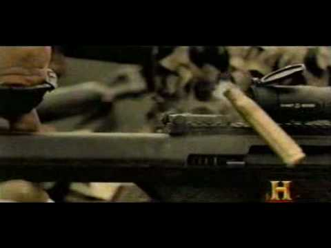 History Channel - Sniper Inside the Crosshairs Promo