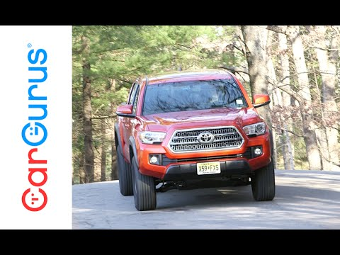 2016 Toyota Tacoma | CarGurus Test Drive Review