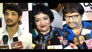 Latha Rajinikanth, Aishwarya Dhanush, Gautham Karthik, Vivek, at Vai Raja Vai Audio Launch