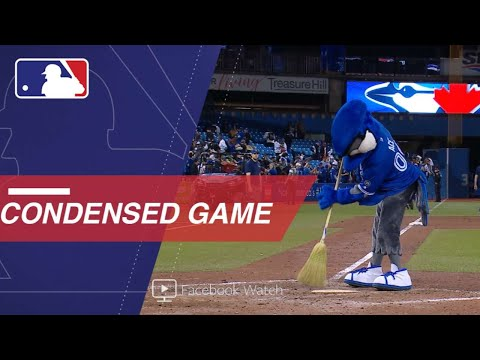 Condensed Game: KC@TOR - 4/18/18