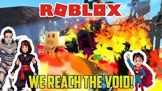 BOOPING THE VOID | Roblox Tower Battles