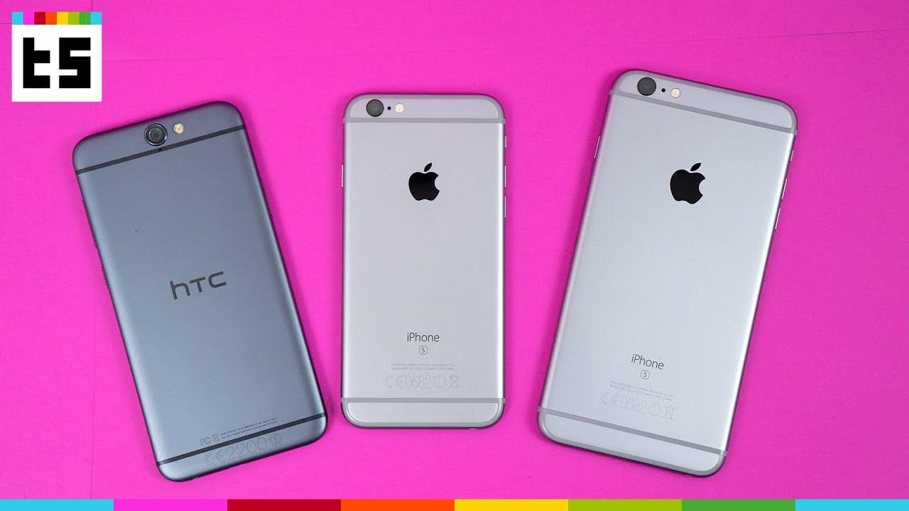 Iphone 6s Maße Vergleich